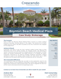 Crescendo - Boynton Beach Case Study