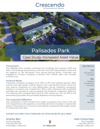 Crescendo - Palisades Professional Center Case Study