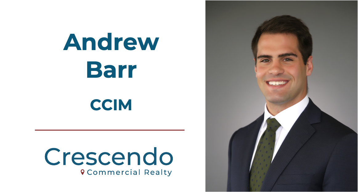 Leasing Market Heats Up, Highlighted By Recent Transactions By Andrew Barr, CCIM